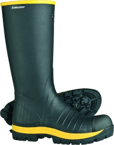 Quatro Steel-Toe Safety Boot