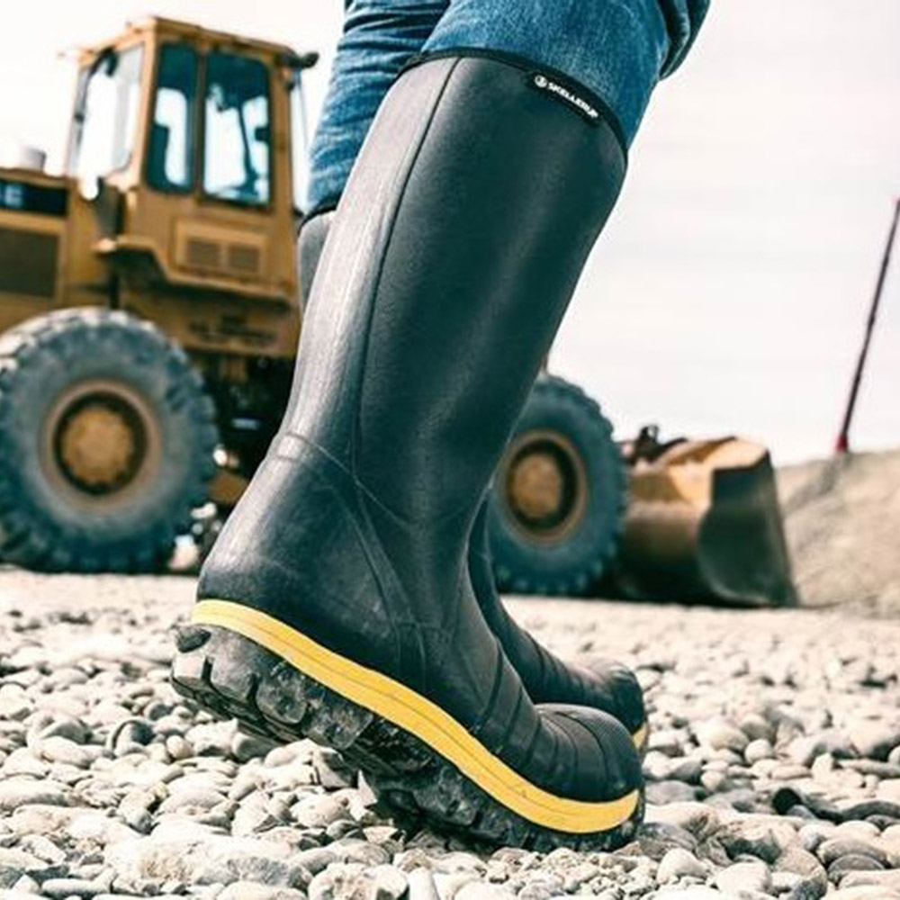 Seriously Comfortable Safety Boots Quatro Boots