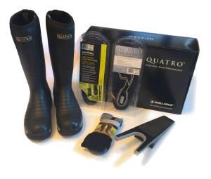"Quatro Boots ""Extreme Boot Makeover"""